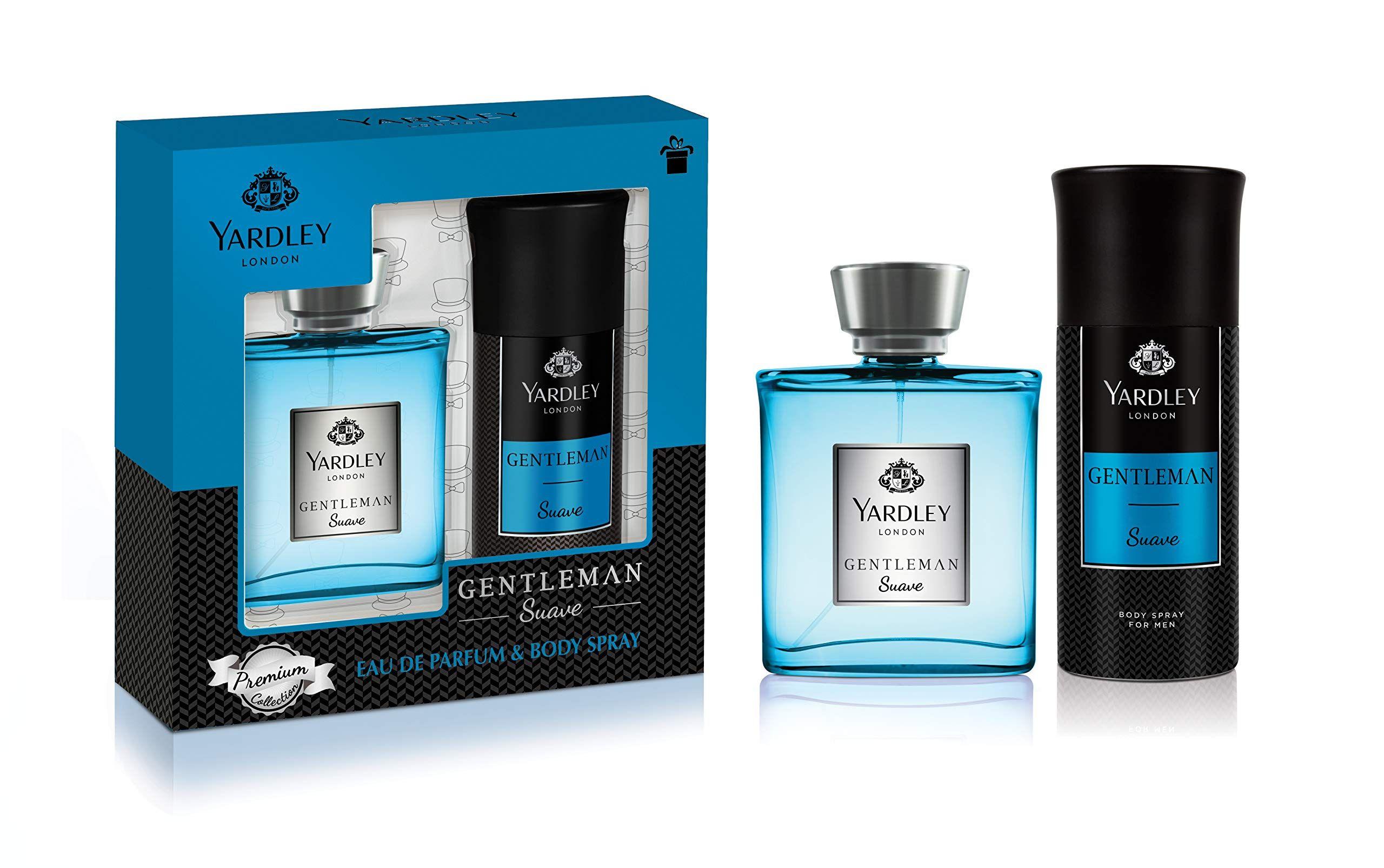 ياردلي جنتلمان سواف او دي بارفان 100 مل سبراي للجسم 150 مل تشحن بواسطة امازون امارات In 2020 Perfume Gift Sets Body Spray Perfume