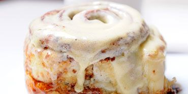 Ultimate Bread Machine Cinnamon Rolls