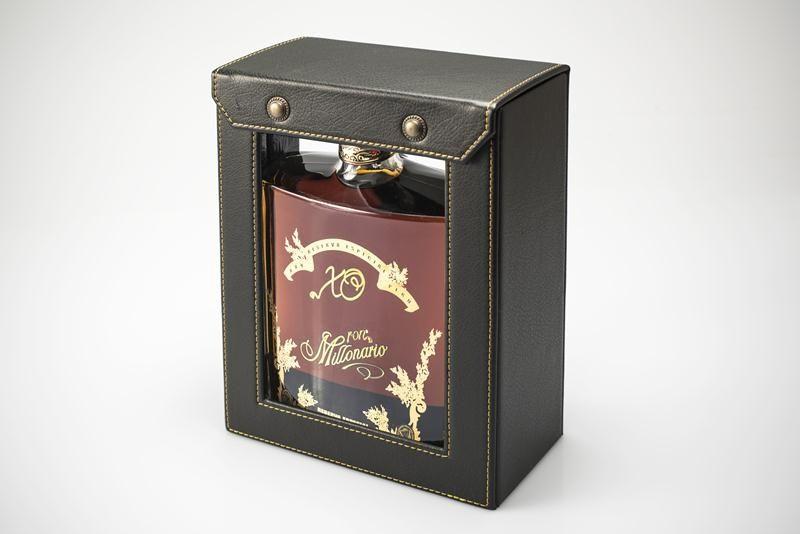 Rum & Leather @ Ennas Packaging