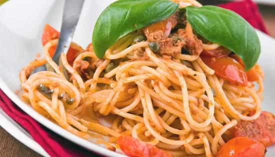 Photo of Spaghetti with tuna recipe – Le Ricette di Buonissimo