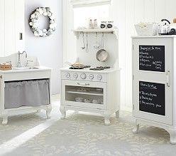 Vanity Tables, Play Kitchens U0026 Play Kitchen Sets   Pottery Barn Kids