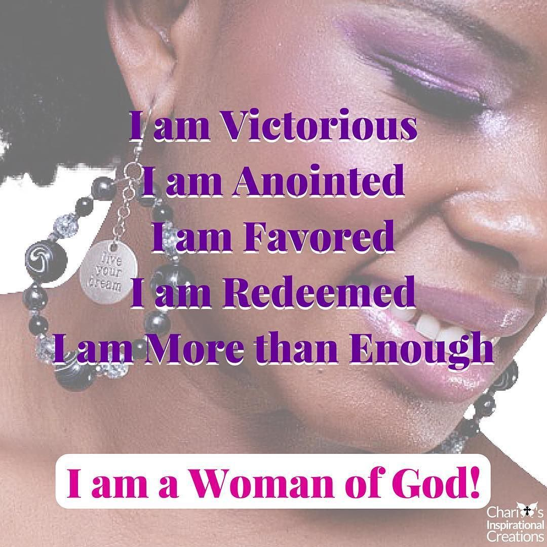 Good Morning Beautiful Women Of God! Let's Get It! Thank