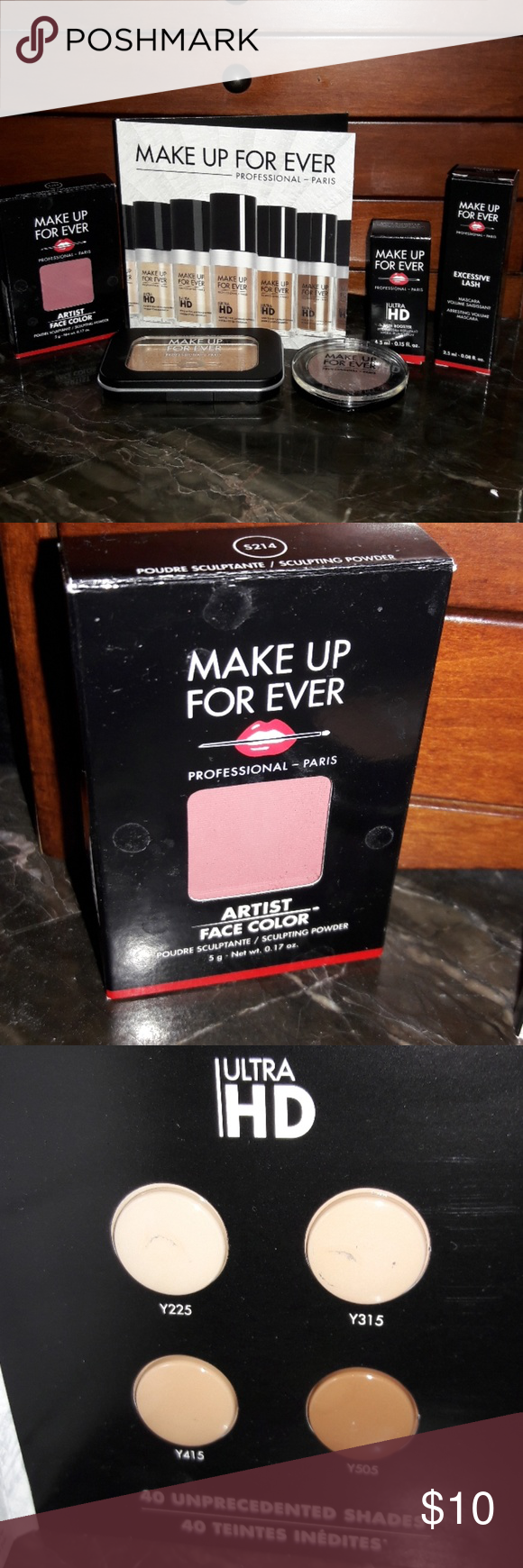 Sephora MUFE Sample Bundle Sephora makeup, All brands