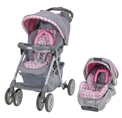 Graco Coche Travel System Alano