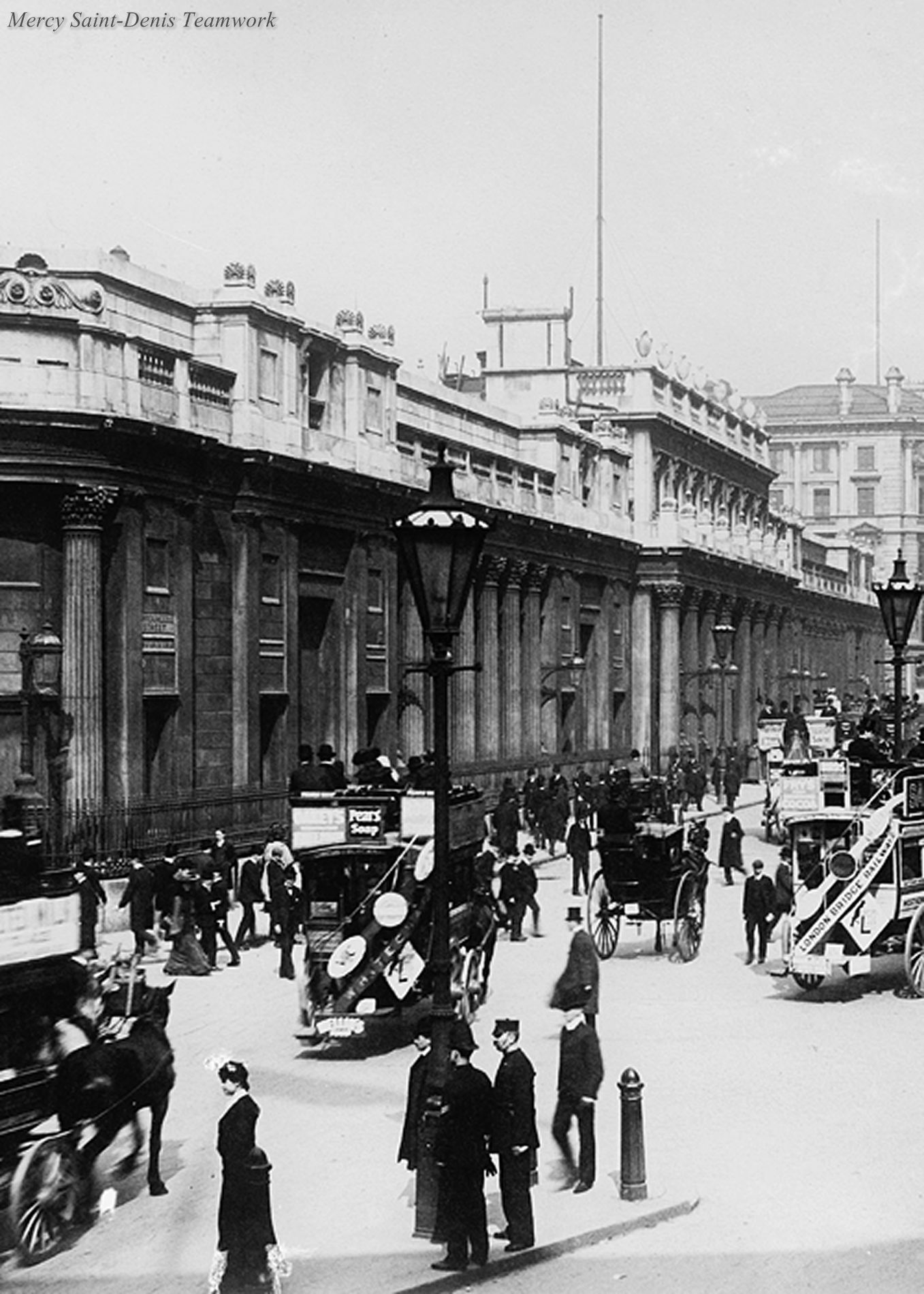 London, c. 1900. (With images) Historical pictures