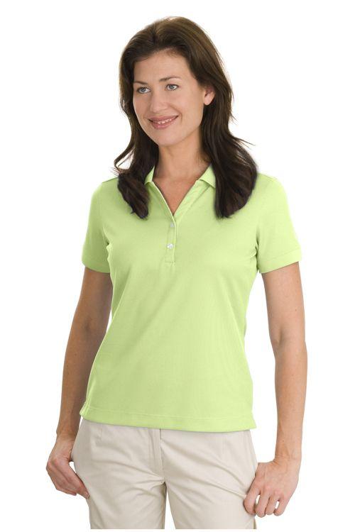nike 2 button polo shirts