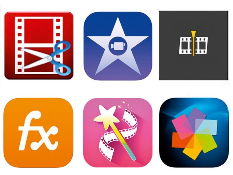 Six of the best video editing apps for iPhone, iPad