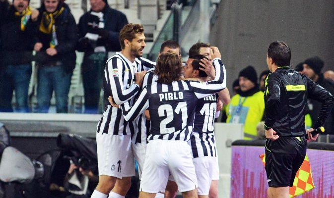 Soccer: Serie A; Juventus-Parma