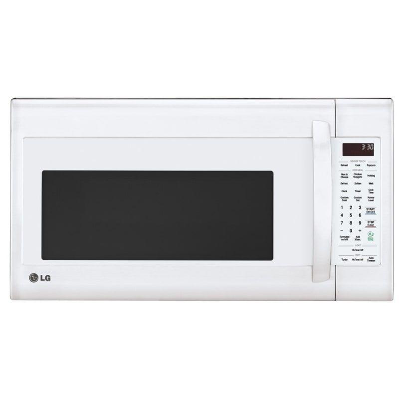 Lg Lmv2031s Microwave White Microwave Microwave Oven