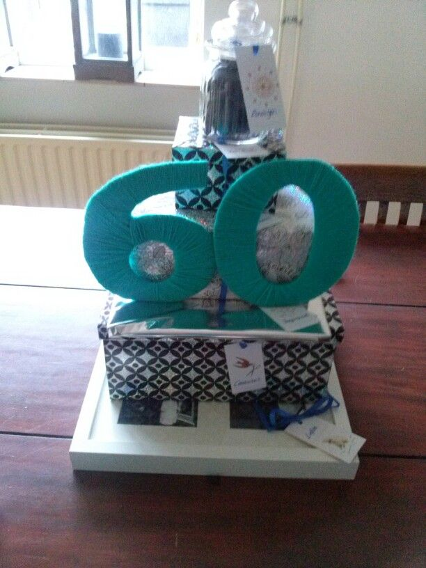 Cadeau Voor 60 Jarige Schoonmoeder Eigen Gemaakte