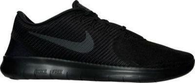 e85c60dd2f591 NEW Men s Nike Free RN Commuter Running Shoes Black Black 831510 001 SZ 10   Clothing