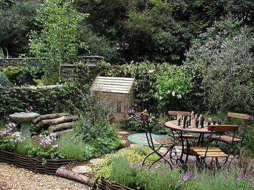 40 coole Ideen für kleine urbane Garten Designs Gardendreams - ideen fur den kleinen garten