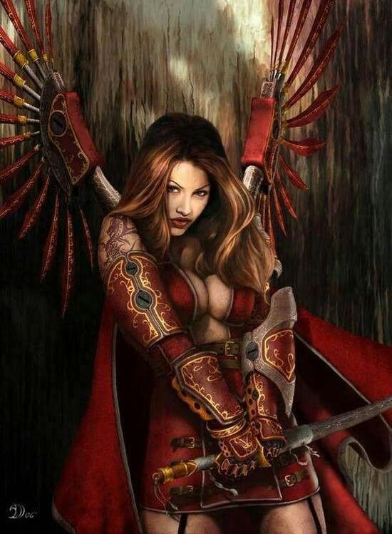 Fantasy art women porn
