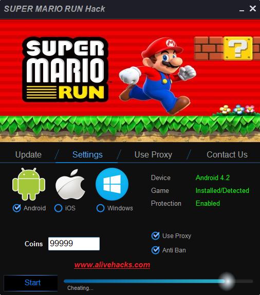 super mario run apk unlocked 3.0.11