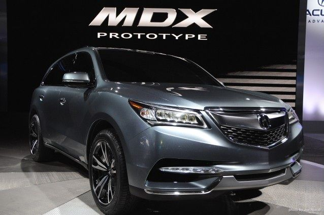 2018 Acura Mdx Release Date And Price