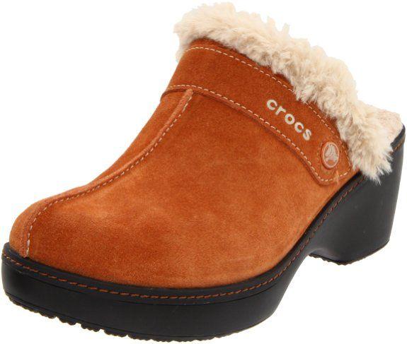 Size Clog Crocs 45 Shoes Cobbler 9 Leather Women's 38 Bq1Br