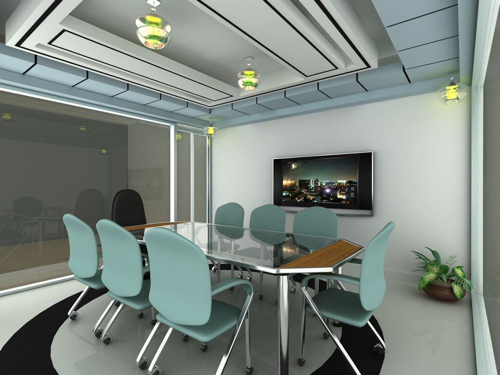 Contemporary vs modern design modern design vs - Interior design ideas for conference rooms ...