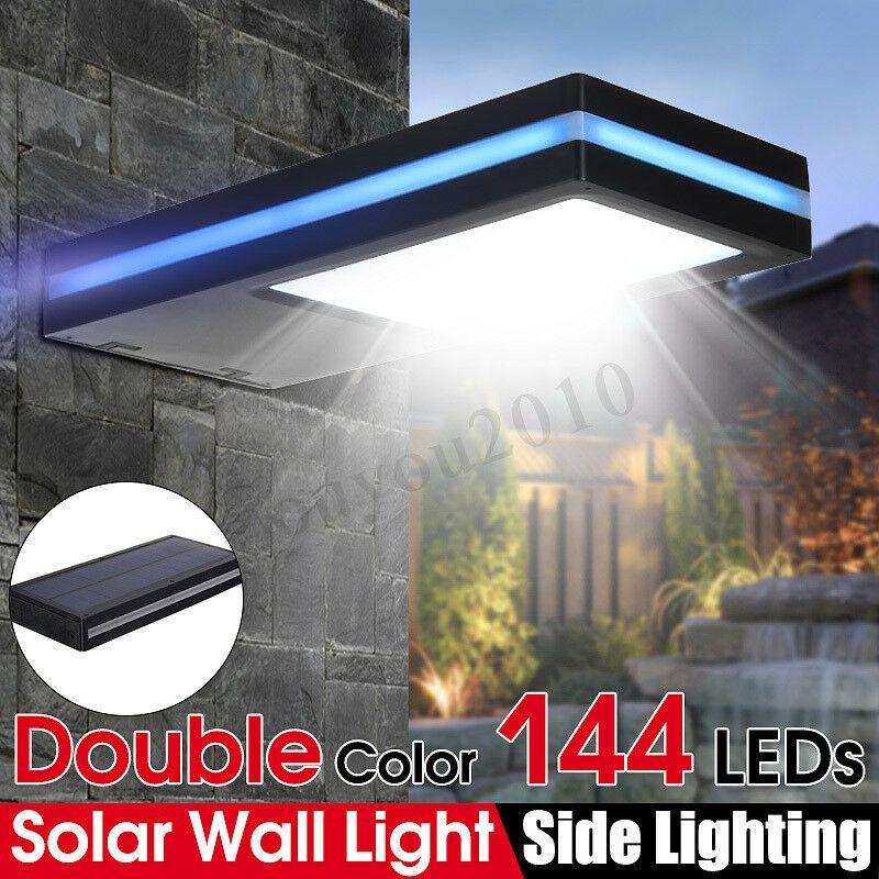 Price: EUR 17.99 - 144 LED Lampe Solaire Projecteur ...