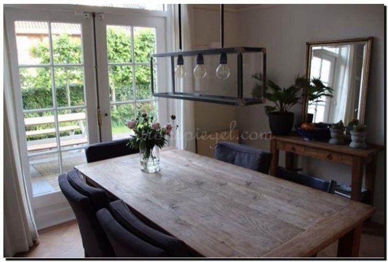 Gouden Barok Spiegel : Barok spiegel gouden lijst op side table bij eetta eetkamer