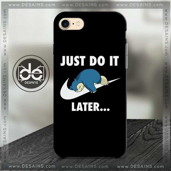 Snorlax Pokemon iphone case