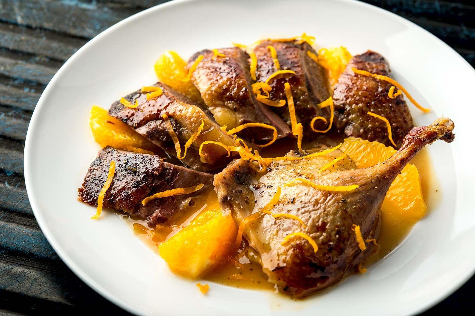 Classic French Duck a L\'Orange   Recipe   Orange recipes, Classic ...