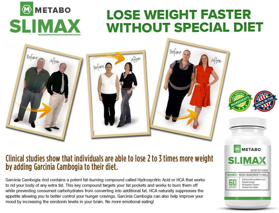 Metabo Slimax Review Backed By Science To Help You Get The Figure