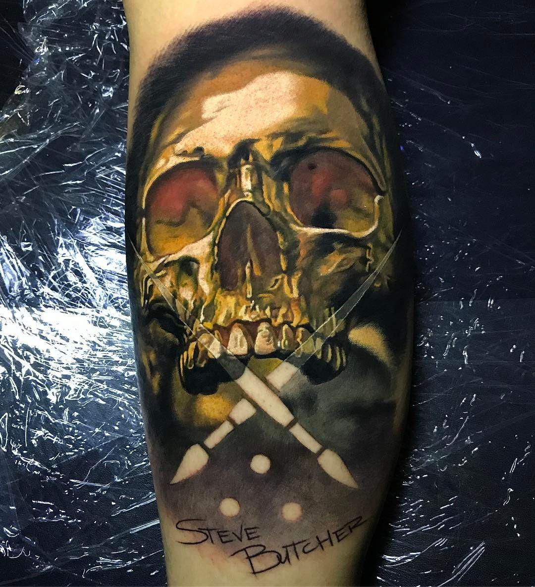 13+ Stunning Steve butcher tattoo instagram ideas in 2021