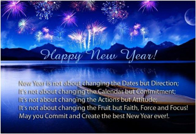happy new year messages 2018 cute text messages