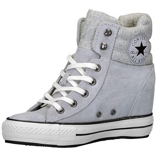 Converse All Star Platform Plus Collar