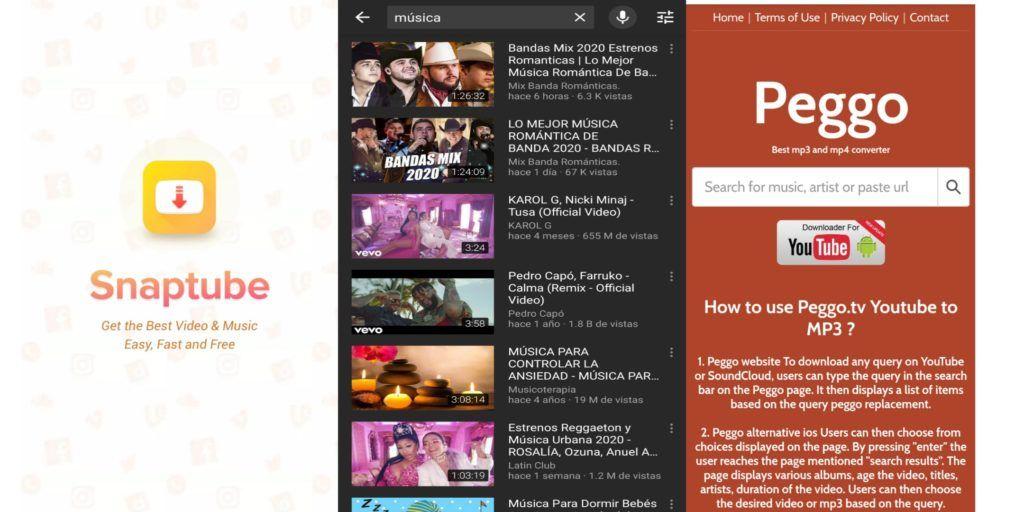 Aplicaciones Para Descargar Música Gratis De Youtube Android Pop Descargar Música Musica Gratis Musica