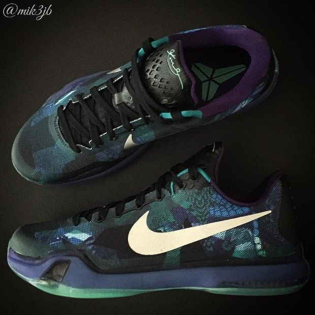 """Nike Kobe 10 """"EYBL"""" Is Releasing Later This Month - SneakerNews.com"""