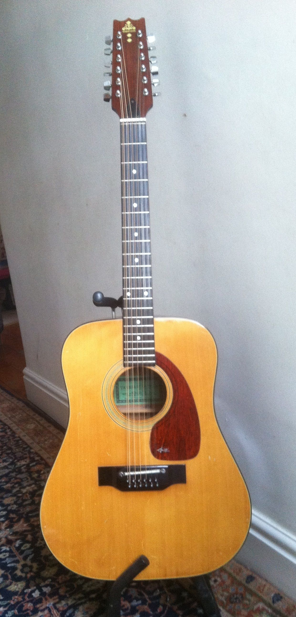 Suzuki Acoustic Guitar Models