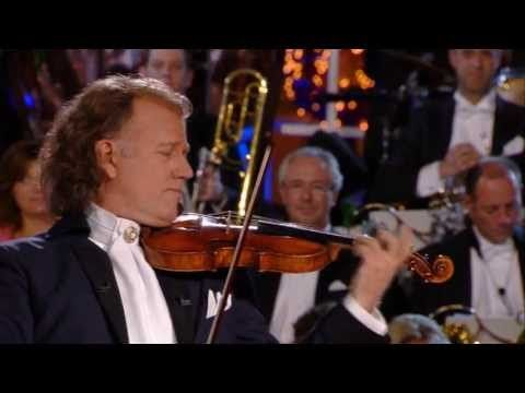 Andre Rieu White Christmas Youtube With Images Christmas