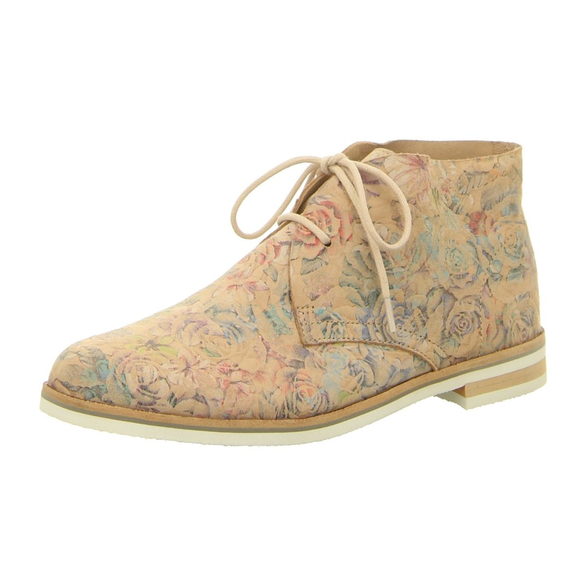 Caprice  zapatos  Stiefelette 9-9-25100-20-490 beige flow mul mul flow (beige) NEU 78cd4b