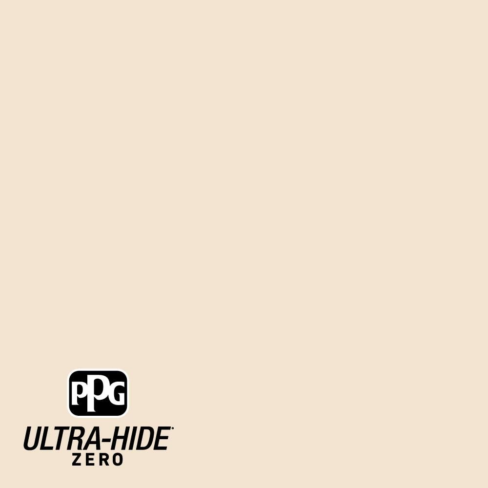 PPG Ultra-Hide Zero 5 gal. #PPG1202-2 Peach Surprise Eggshell Interior Paint-PPG1202-2Z-05E - The Home Depot
