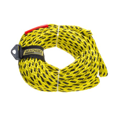 Seachoice 86671 Heavy Duty Tow Rope 6k Tensile Strength 60 Yellow In 2019 Products Manila Rope Yellow