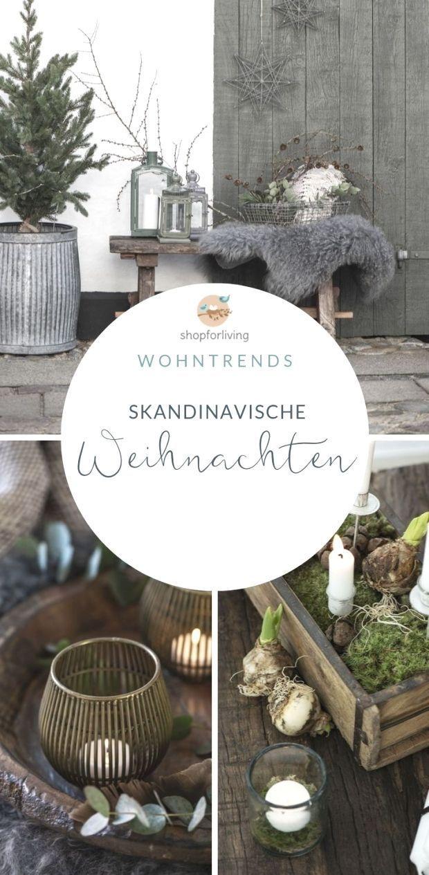 #shopforliving #Skandinavische #Weihnachtsdeko #Wil : Skandinavische Weihnachtsd…
