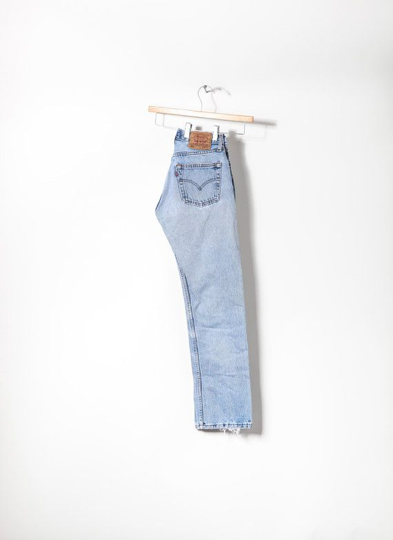 Vintage 501 Levis Jeans / Size 26 by Flyinganyc on Etsy, $50.00