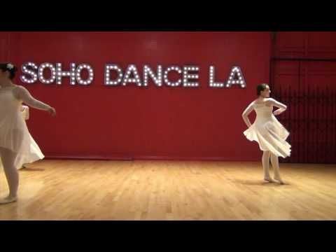 SoHo Dance LA Winter Showcase 2016 - Ballet - Thousand Years
