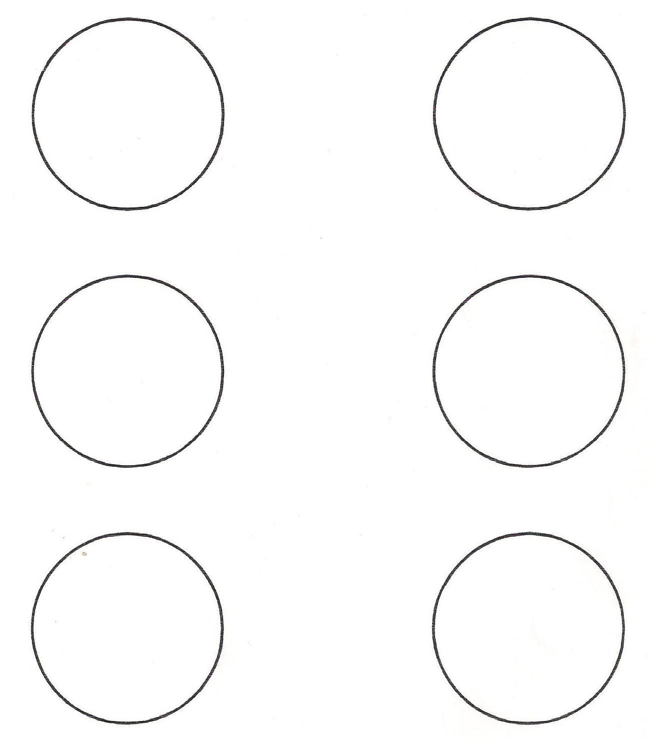 Pin on Targets (printable)