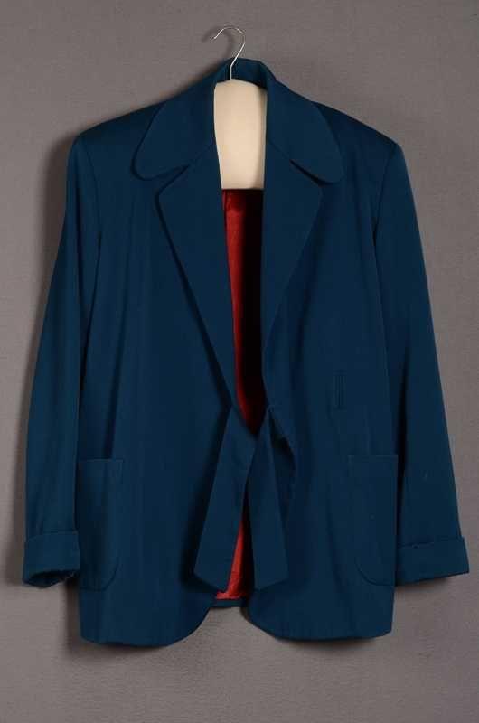 Herenensemble bestaande uit jasje en vest