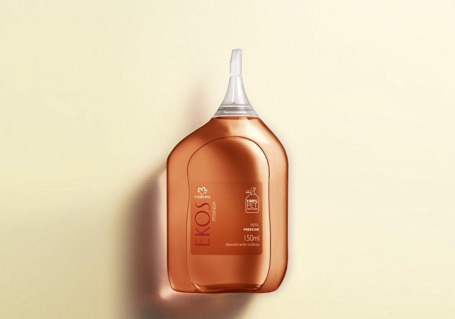 Refil Desodorante Colônia Frescor Pitanga Ekos - 150ml