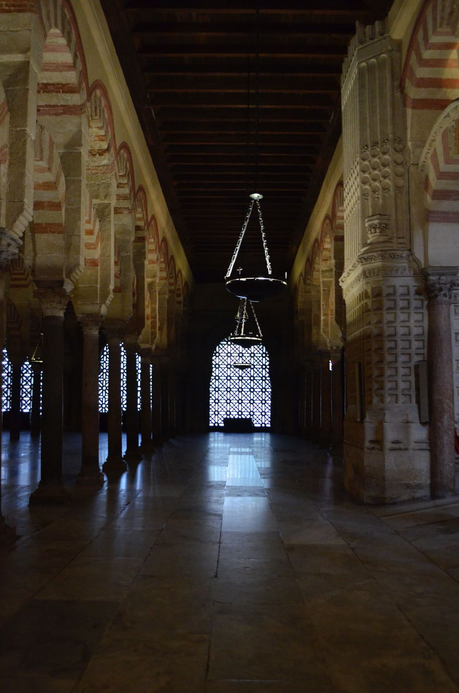 La Mezquita. Cordoba, España. via the Suitcase Lioness blog. Photo credit .:. Amy Lucas