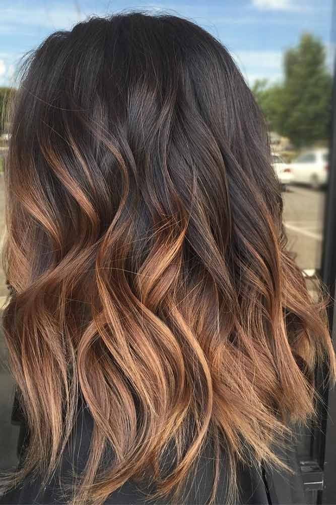 24 Tasty Dark Brown Hair Ideas To Try | LoveHairStyles.com -  - #BROWN #Dark #Hair #Ideas #LoveHairStylescom #Tasty