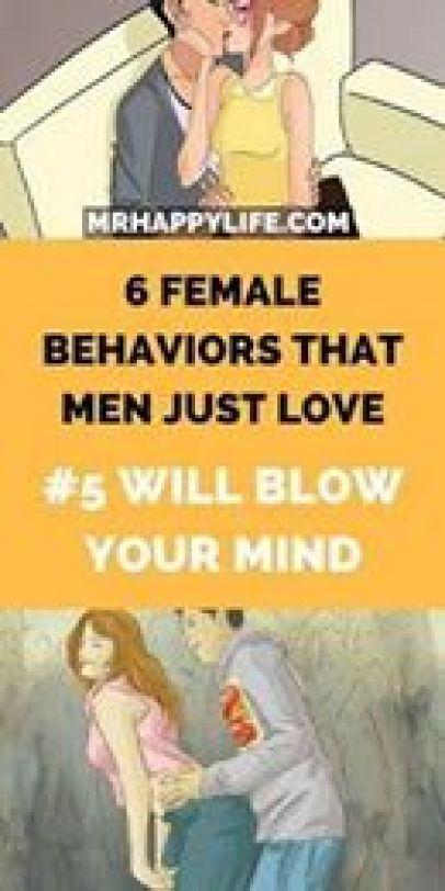 6 female behaviors that men just love #5 will blow your mind  #lifehacks  #fitness