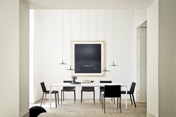 Skan Lamp Collectionlievore Altherr Molina For Vibia Captivating Dining Room Floor Lamps Design Decoration
