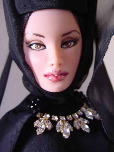 Кукла Софи Лорен