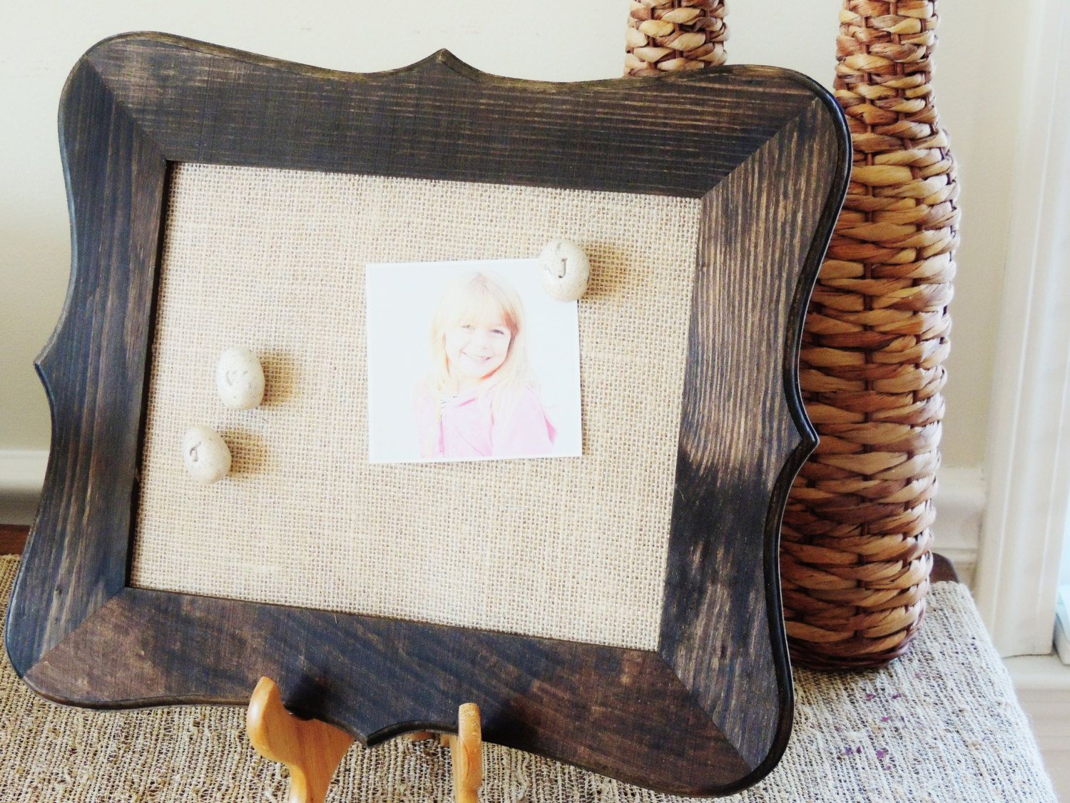 Corkboard Cork Board Framed Cork Bulletin Boards Rustic Fancy Frame ...