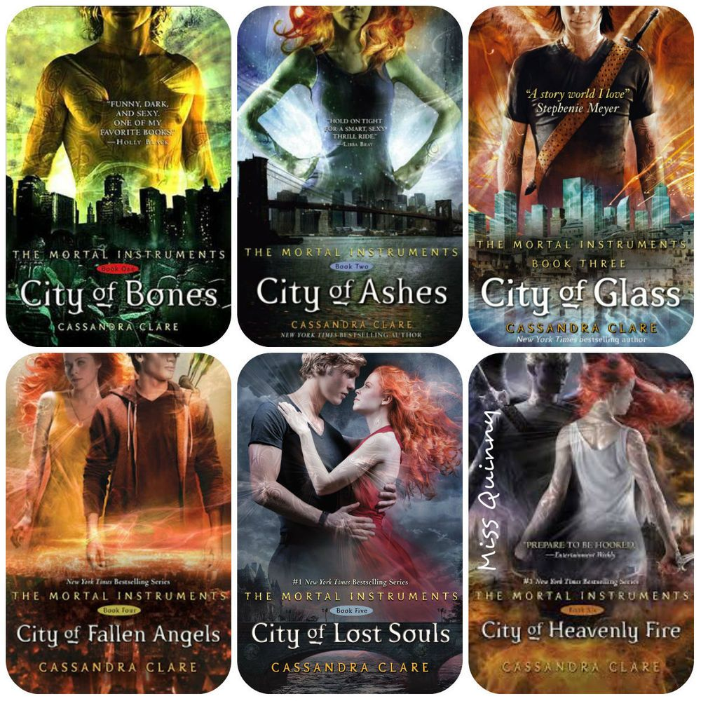The Mortal Instruments Series Pdf