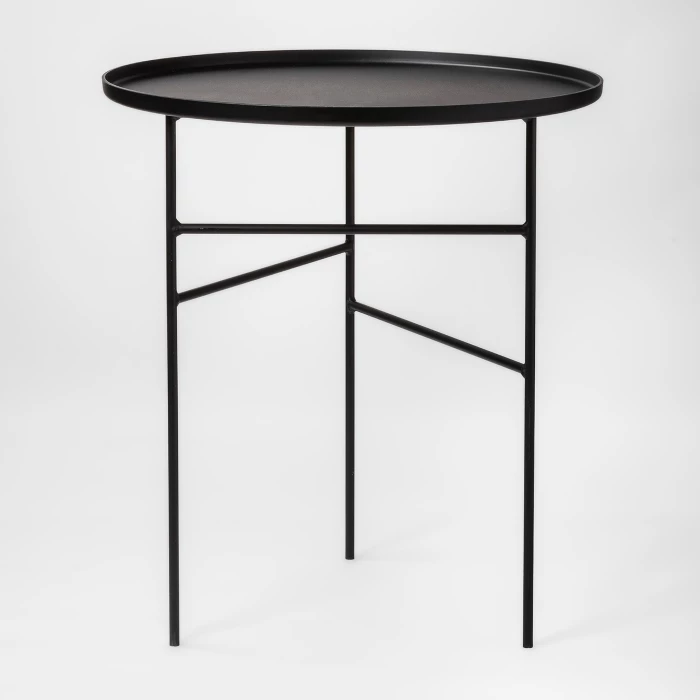 Elgin Accent Table Project 62 Target Metal Accent Table Round Metal Accent Table Accent Table